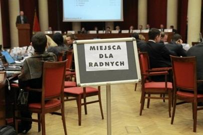Rada Warszawy, fot. Wojciech Surdziel, Agencja Gazeta