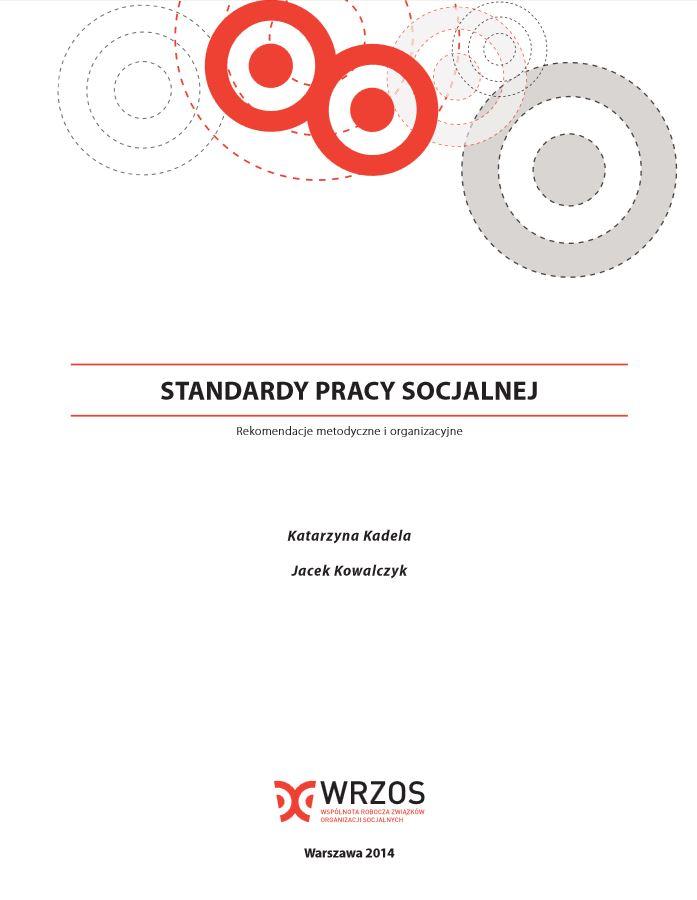 STANDARDY PRACY SOCJALNEJ | Portal OPS.PL