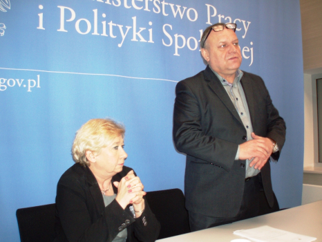 Debata o bezpieczeństwie (MPiPS, 16.01.2015)
