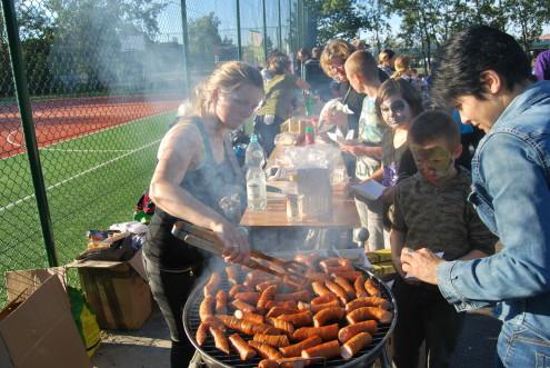 Piknik sąsiedzki w Stalowej Woli