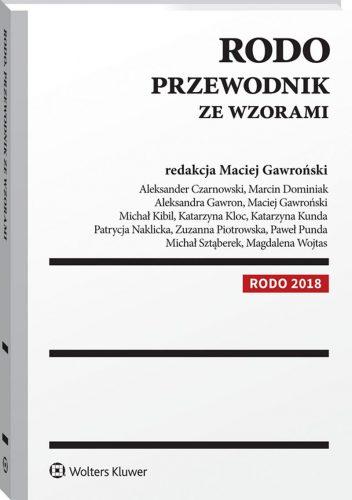 """""""RODO przewodnik ze wzorami"""" - recenzja"""