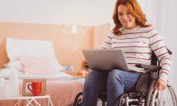 Osoby z niepełnosprawnościami mogą składać wnioski online o dofinansowanie
