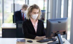 Koronawirus - praca w czasie pandemii